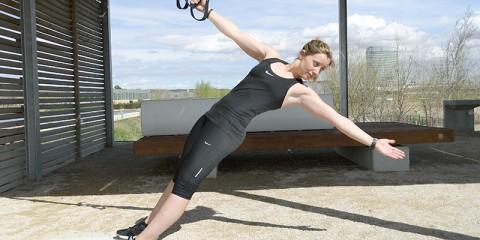Pilar Personal Trainer TRX
